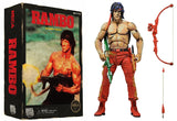 "NECA Rambo 7"" First Blood Part II Action Figure (Classic Video Game Appearance)"