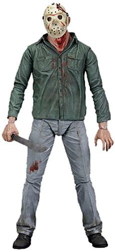 Friday the 13th Series 1 Jason Voorhees part 3 Battle Damage