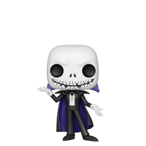 Nightmare Before Christmas Pop! Vampire Jack