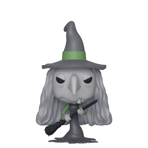 Nightmare Before Christmas Pop! Witch