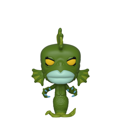 Nightmare Before Christmas Pop! Undersea Gal