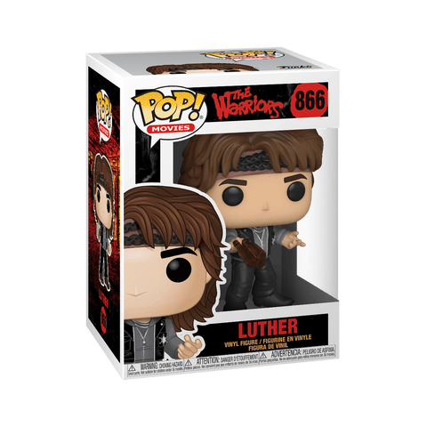 Pop! Movies—The Warriors! Luthor