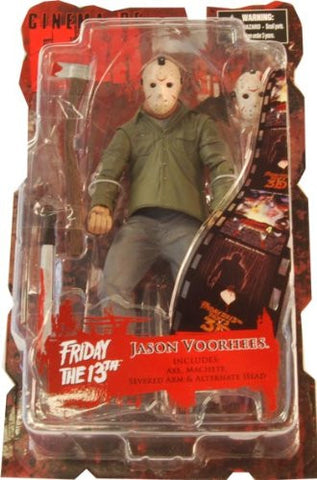 Friday The 13th Cinema of Fear Series 4- Jason Voorhees