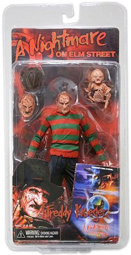 Nightmare on elm street Series 3 Dream Child Freddy Krueger