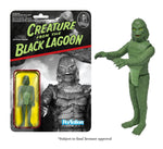 "Universal Monsters 3.75"" ReAction Retro Action Figure - Creature From The Black Lagoon"