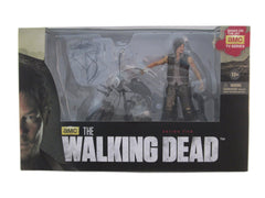 The Walking Dead Deluxe Daryl With Chopper