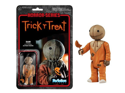 "Horror 3.75"" ReAction Retro Action Figure - TRICK R TREAT Sam"