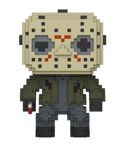 Pop! Horror 8-Bit Jason Voorhees