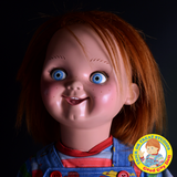 Officially Licensed Child's Play 2 - Chucky Doll (Wanna Play? Exclusive Package)
