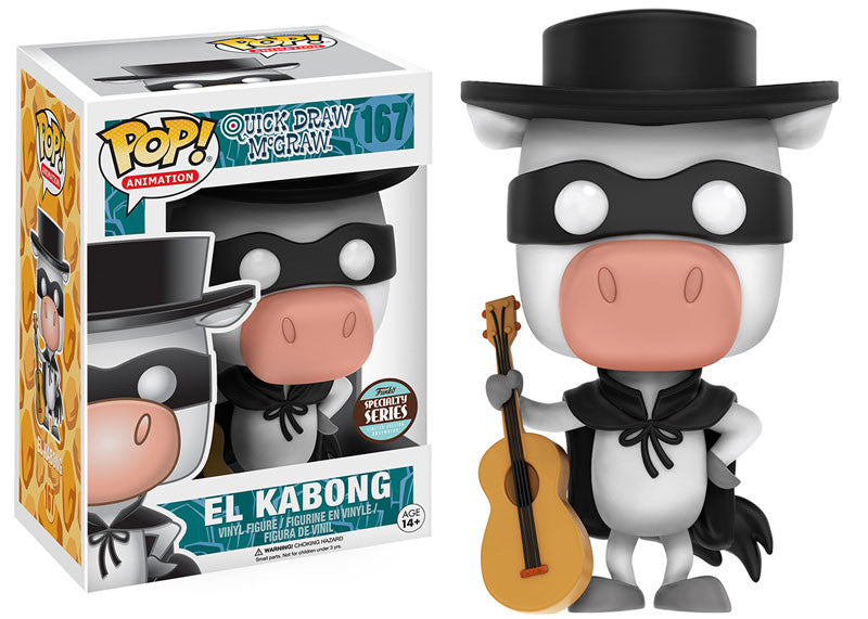 Specialty Series Pop! Hanna Barbera: El Kabong