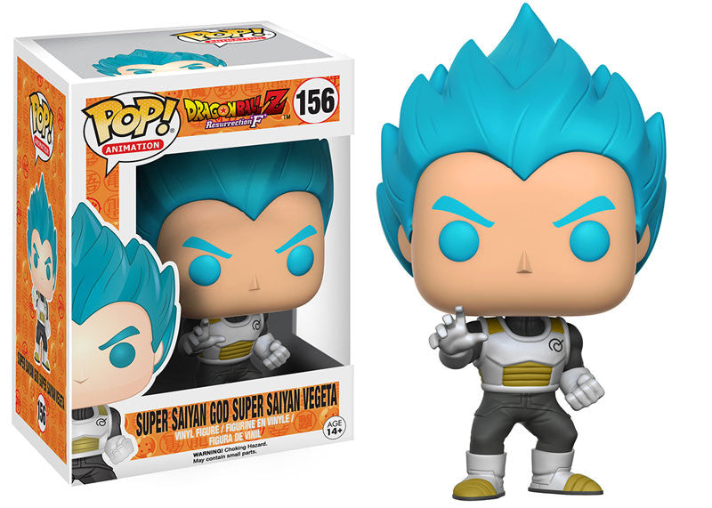 Pop! Anime: Super Saiyan God Super Saipan Vegeta