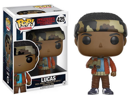 Pop! TV: Stranger Things -Lucas