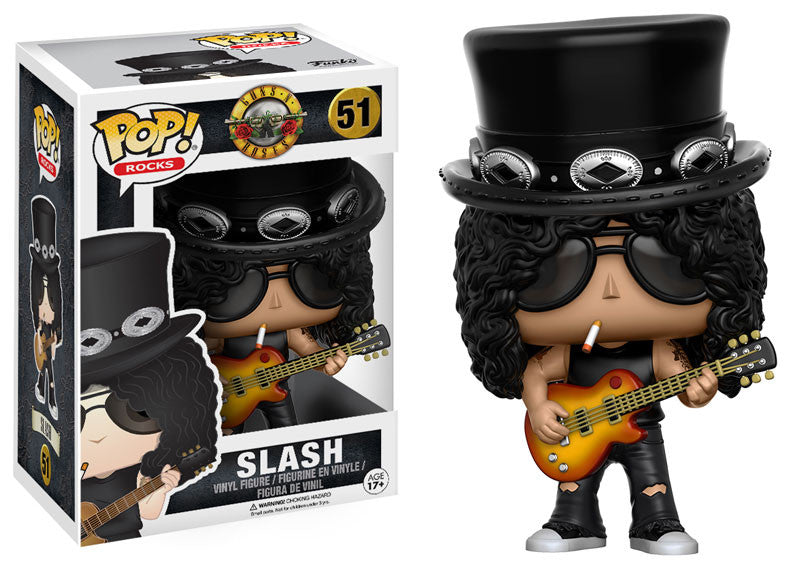 Pop! Rocks: Guns N Roses Slash