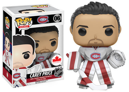 Pop! NHL Canadian Exclusive Carey Price