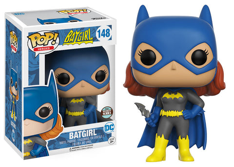 Pop! DC Specialty Series Heroic Batgirl Exclusive