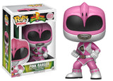 Pop! Mighty Morphin' Power Rangers Set of 3 Red White Pink