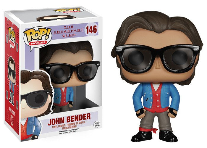 Pop! The Breakfast Club John Bender