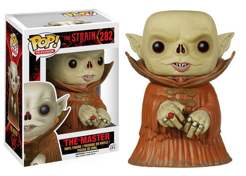 Pop! The Strain: The Master