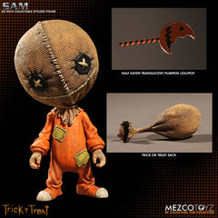 "Trick 'r Treat Figures - 6"" Deluxe Stylized Sam"