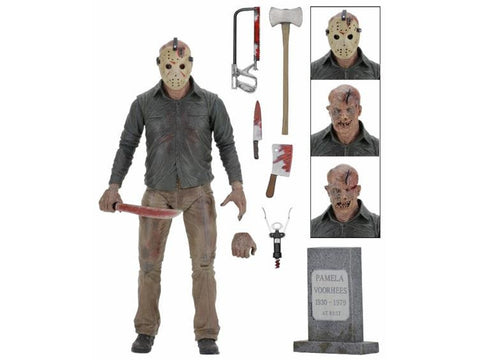 "Friday The 13th Part 4 The Final Chapter 7"" Ultimate Action Figure - Jason"