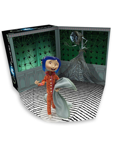 SDCC 2017 EXCLUSIVE CORALINE DISPLAY SET