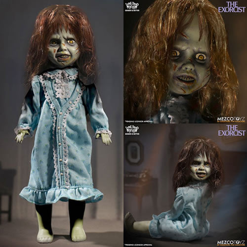 LDD Presents Figures - The Exorcist - Regan MacNeil