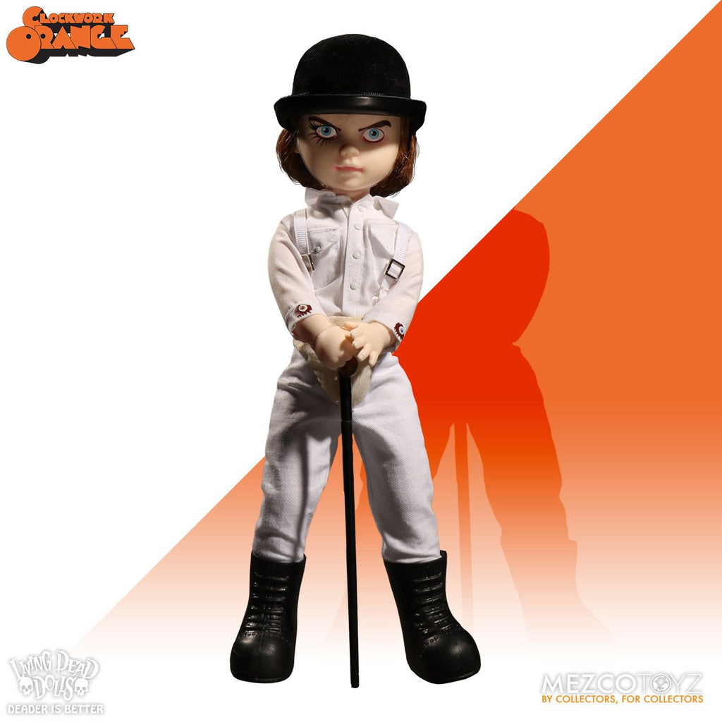 LDD Presents Figures - A Clockwork Orange - Alex