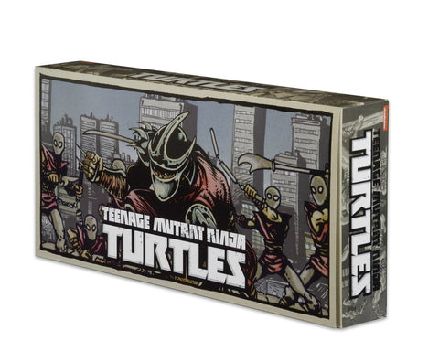 NYCC 2016 Exclusive Neca Eastman and Laird TMNT Villans Boxset