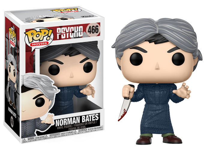 Pop! Horror Series 4 Norman Bates