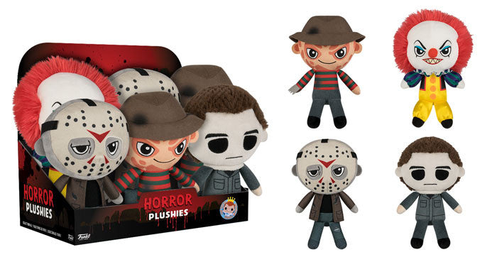 Horror Plushies Series 1