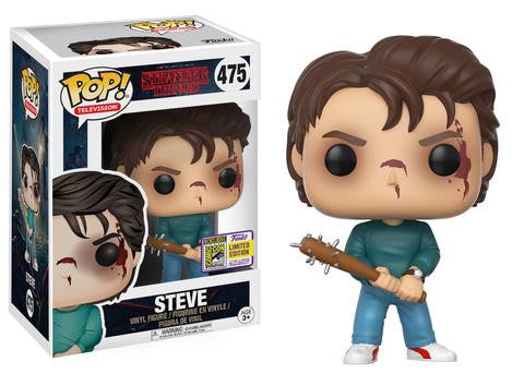 SDCC Exclusive Pop! Television: Stranger Things – Steve