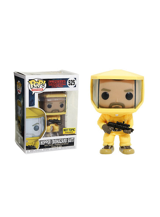 Pop! Television: Stranger Things – Hopper Biohazard Suit Exclusive