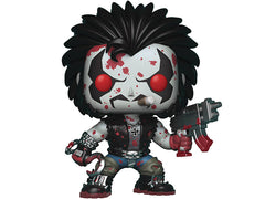 Pop! Heroes: Lobo (Bloody) PX Previews Exclusive