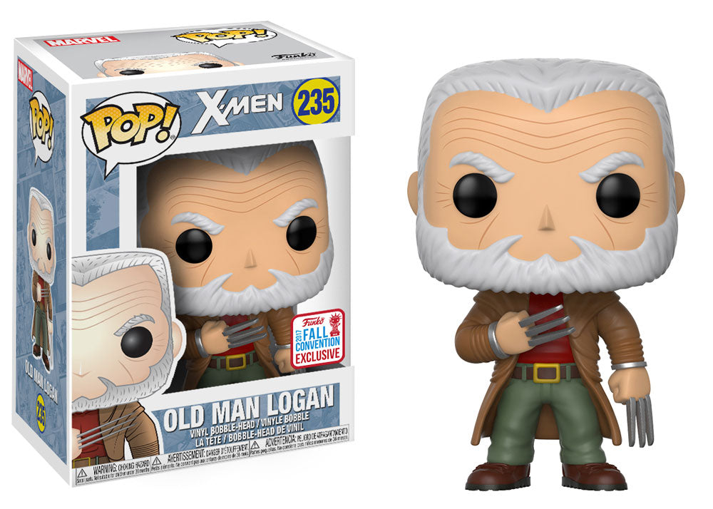 POP! Marvel: Old Man Logan - NYCC 2017