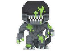 Pop! Horror 8-Bit Alien (Bloody Exclusive)