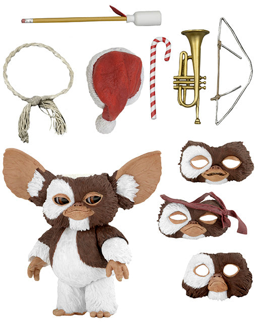 "GREMLINS 7"" SCALE ACTION FIGURE - ULTIMATE GIZMO Restock"