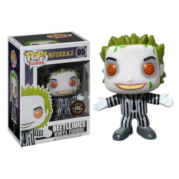 Pop! Movies: Beetlejuice- Beetlejuice CHASE