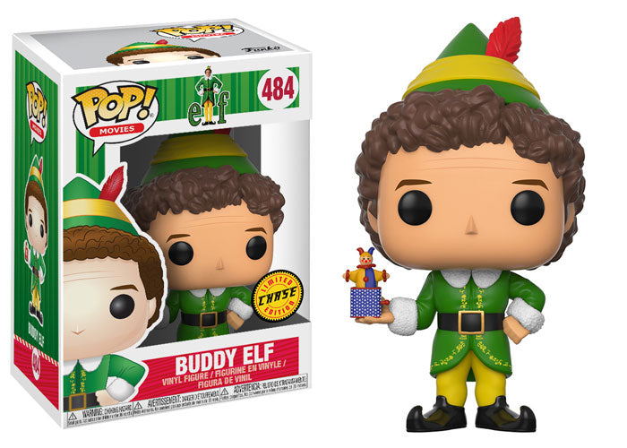 Pop! Movies: Elf Wave 2 CHASE
