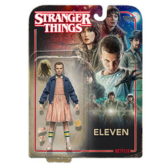 "Stranger Things Figures - Series 01 - 7"" Scale Eleven"