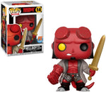 Pop! Previews Exclusive Hellboy