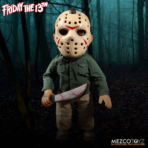 "Friday The 13th Figures - 15"" Mega Scale Jason w/ Sound"