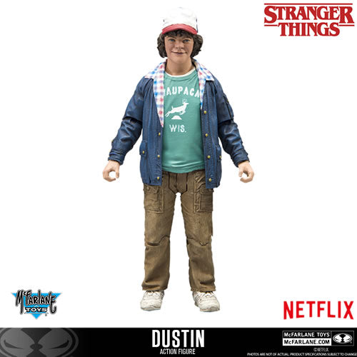"Stranger Things Figures - Series 02 - 7"" Scale Dustin"