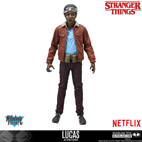 "Stranger Things Figures - Series 02 - 7"" Scale Lucas"