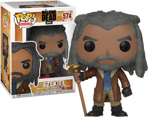 Pop! Television: The Walking Dead - Ezikel