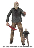 Friday the 13th – 1/4 Scale Action Figure – Part 4 Jason