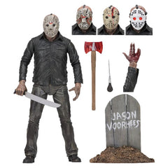 "Friday The 13th 7"" Figures - Ultimate Part V ""Dream Sequence"" Jason"