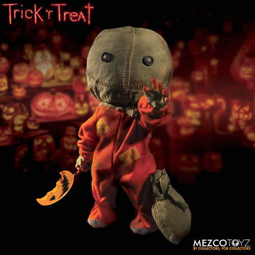 "Trick 'r Treat Figures - 15"" Mega Scale Sam"