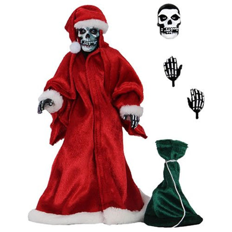 "Retro Clothed Action Figures - The Misfits - 8"" Holiday Fiend"