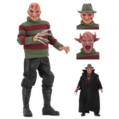 "Retro Clothed Action Figures - Nightmare On Elm Street - 8"" New Nightmare Freddy"