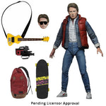 "Back To The Future 7"" Scale Figures - Ultimate Marty"